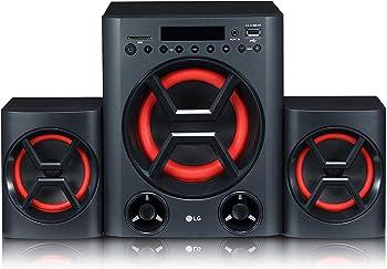 LG LK72 40W Multi-Media Bluetooth Music System