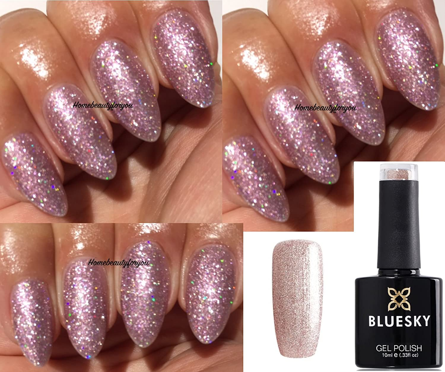 Bluesky 63903 Fairy Dust Light Pink Fine Glitter Iridescent Sparkle ...