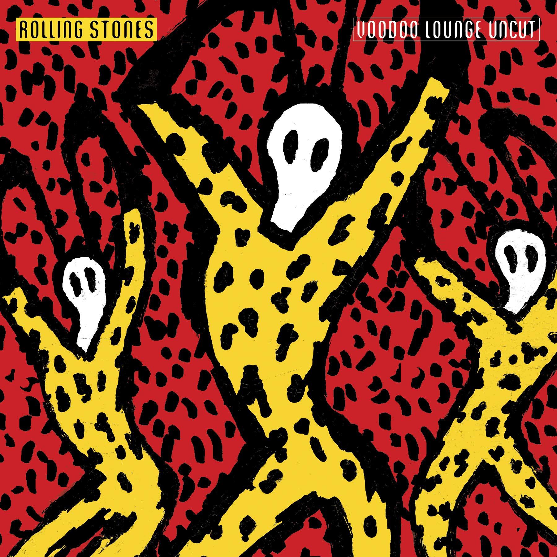 Voodoo Lounge Uncut [3 LP][Red Vinyl] by Eagle Rock Entertainment