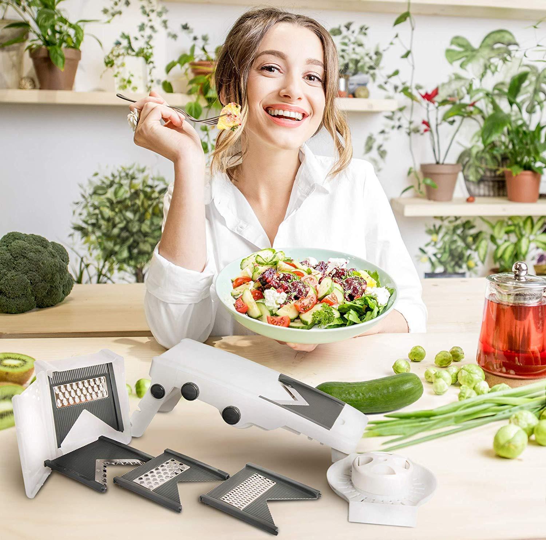 best vegetable spiral cutter