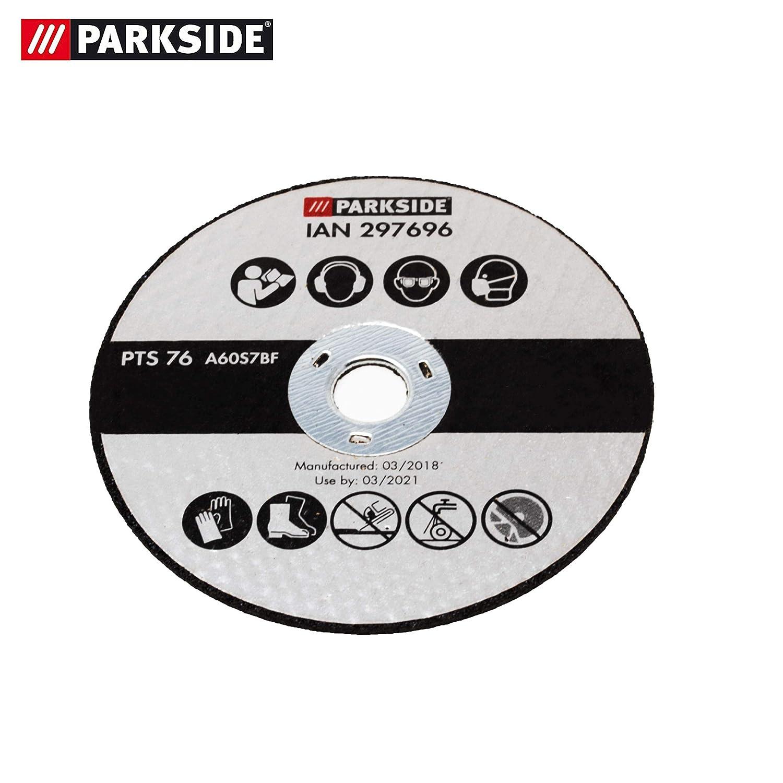 Parkside PWSA 12 Li A1 297696 Disque /à tron/çonner de rechange