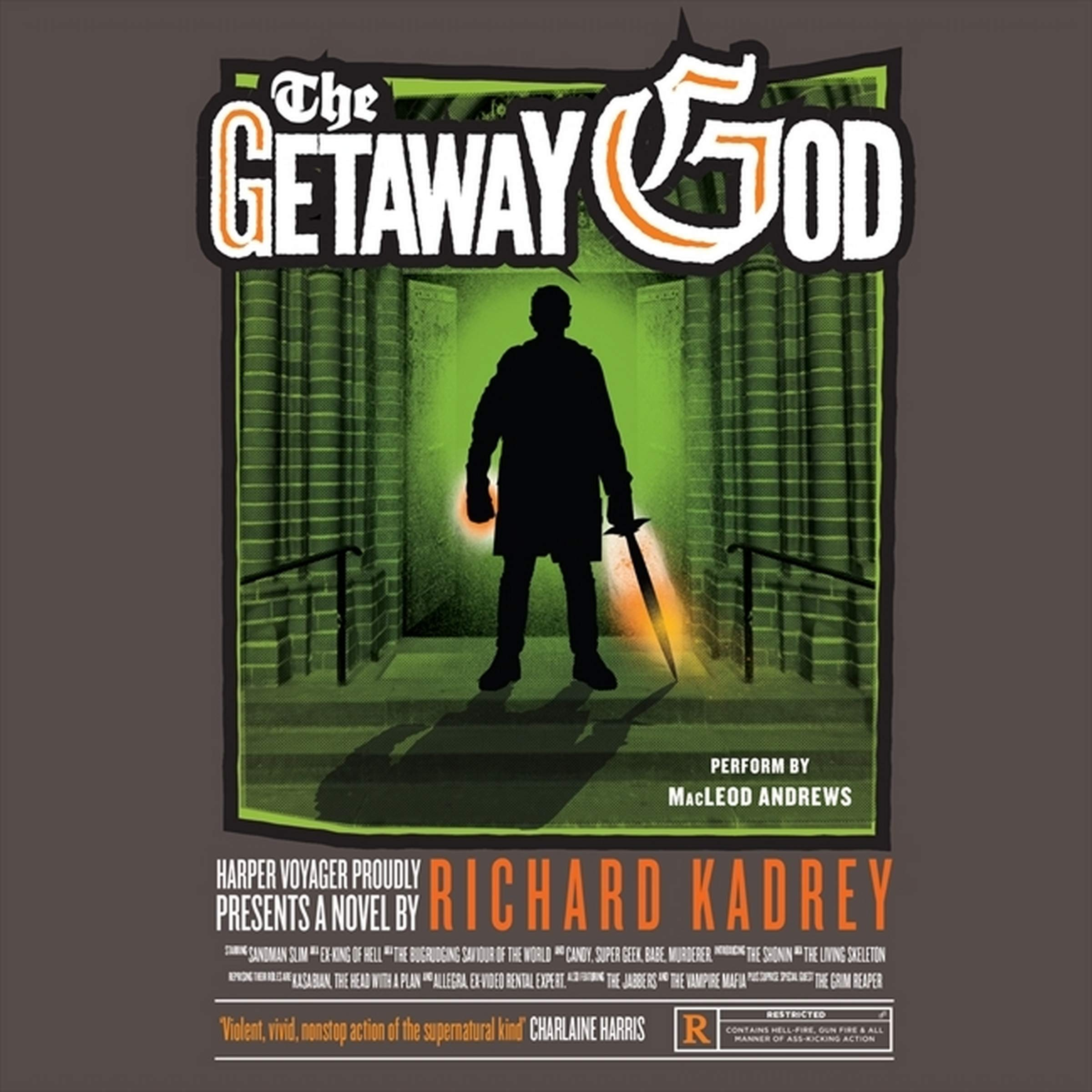The Getaway God (Sandman Slim Novels): Amazon.es: Richard Kadrey, MacLeod Andrews: Libros en idiomas extranjeros