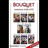 Bouquet e-bundel nummers 4165 - 4172