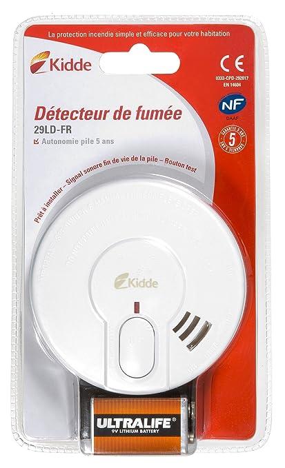 Kidde 29LD-FR - Detector de humo