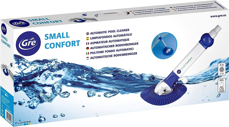 Gre AR20682 Small Confort - Limpiafondos Automático para Piscina ...