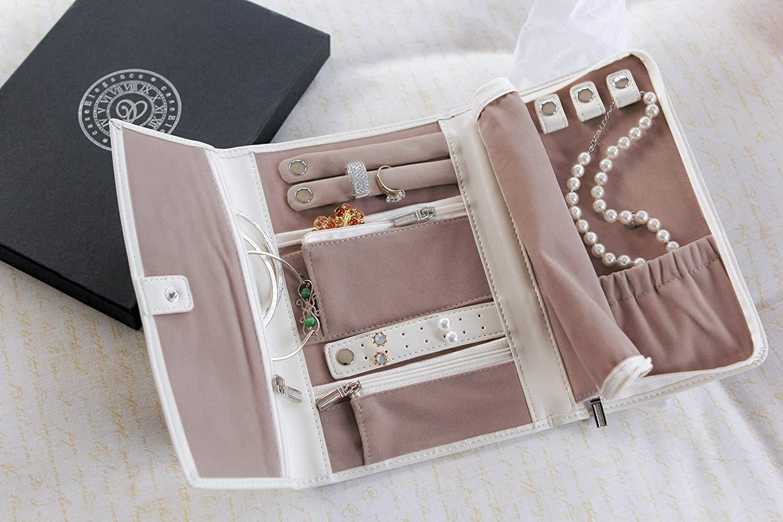 EG/_langlebig Geschenk Uhr Etui Armband Schmuck Aufbewahrungsbehälter Eag