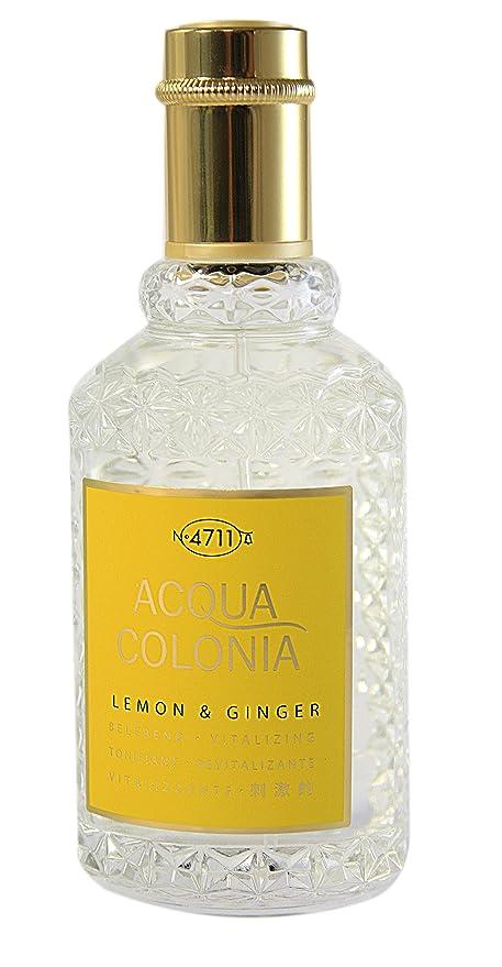 4711 Acqua Colonia Lemon & Ginger Agua de Colonia Vaporizador - 170 ml
