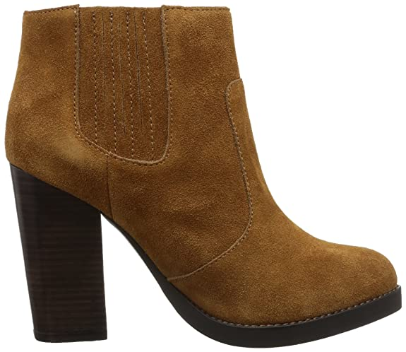 Deutschland Technology talla para London Buffalo Botas 39 1 color mujer Tan gZTxO