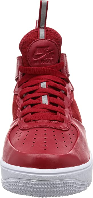 Nike, Uomo, Air Force 1 Ultraforce Mid, MeshPelle, Sneakers