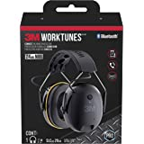 3M WorkTunes Connect Hearing Protector with Bluetooth Technology, 24 dB NRR, Ear protection for Mowing, Snowblowing, Construc