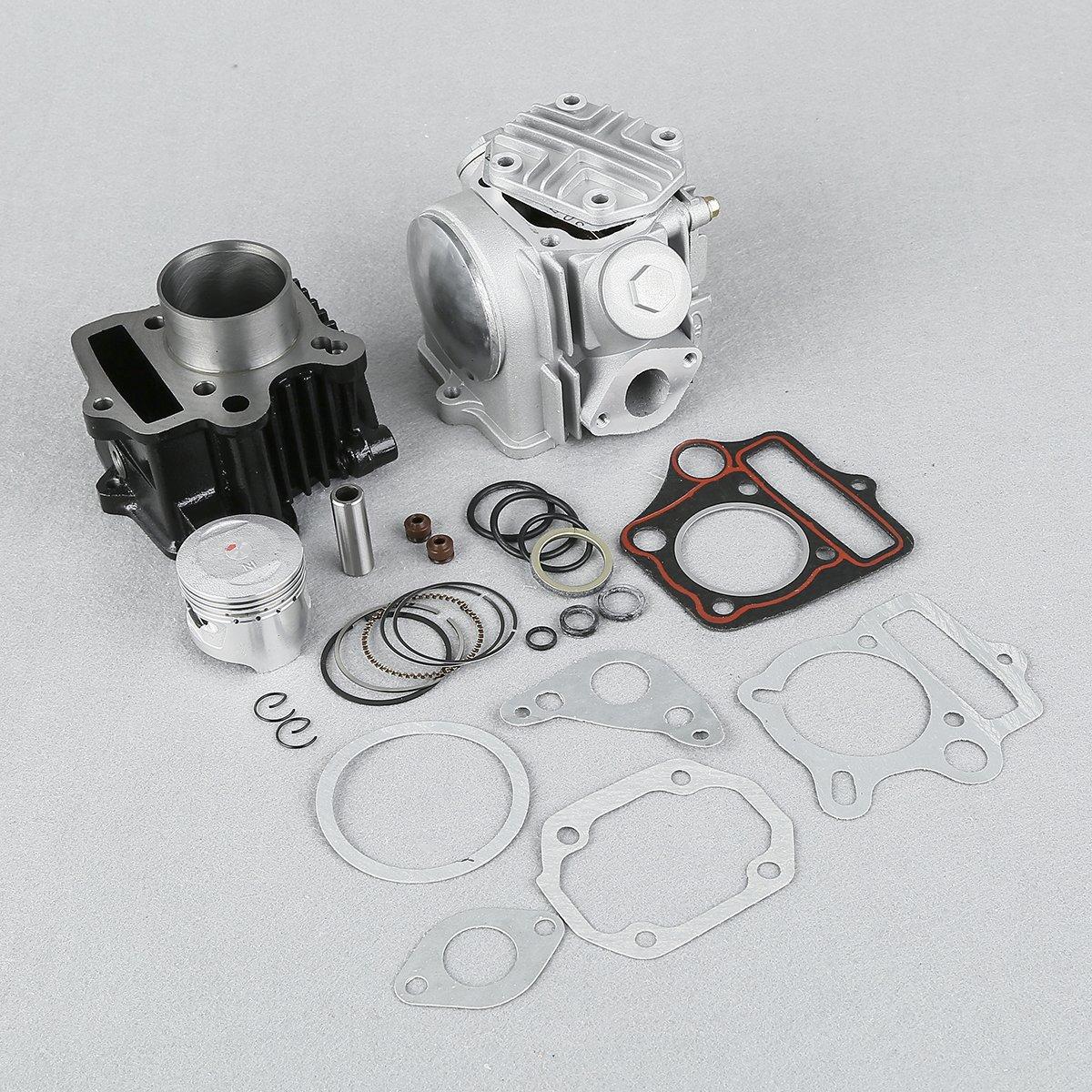 XFMT 70CC Engine Cylinder Rebuild Kit For Honda ATC70 CRF70 CT70 TRX70 XR70 49.5CM3