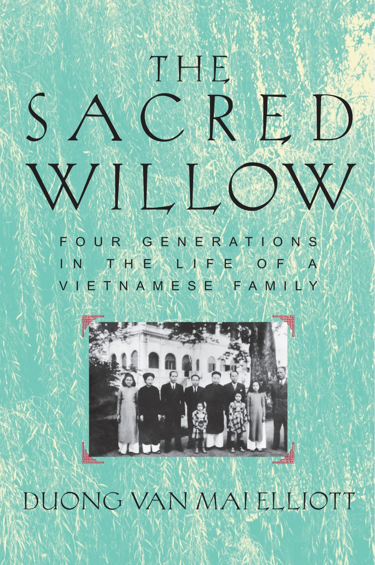 Amazon.com: The Sacred Willow: Four Generations in the Life of a Vietnamese  Family (9780195137873): Mai Elliott: Books