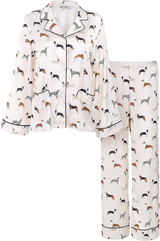 Matt Viggo Women's Pajama...