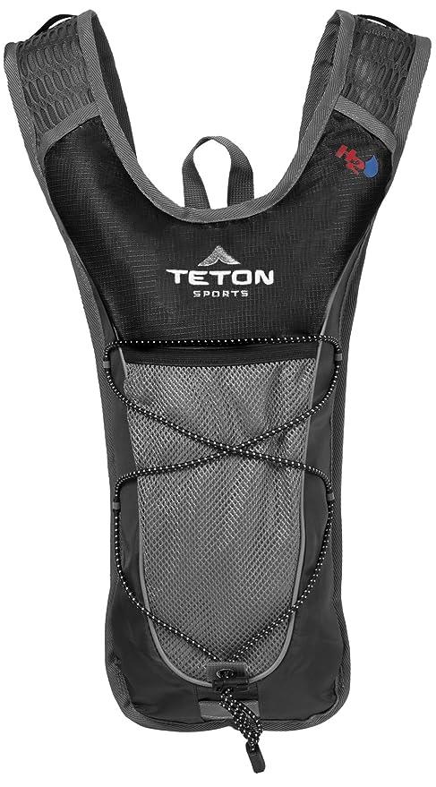 289047b8d5 TETON Sports Trailrunner 2 Liter Hydration Backpack  Free 2-Liter Hydration  Bladder  For