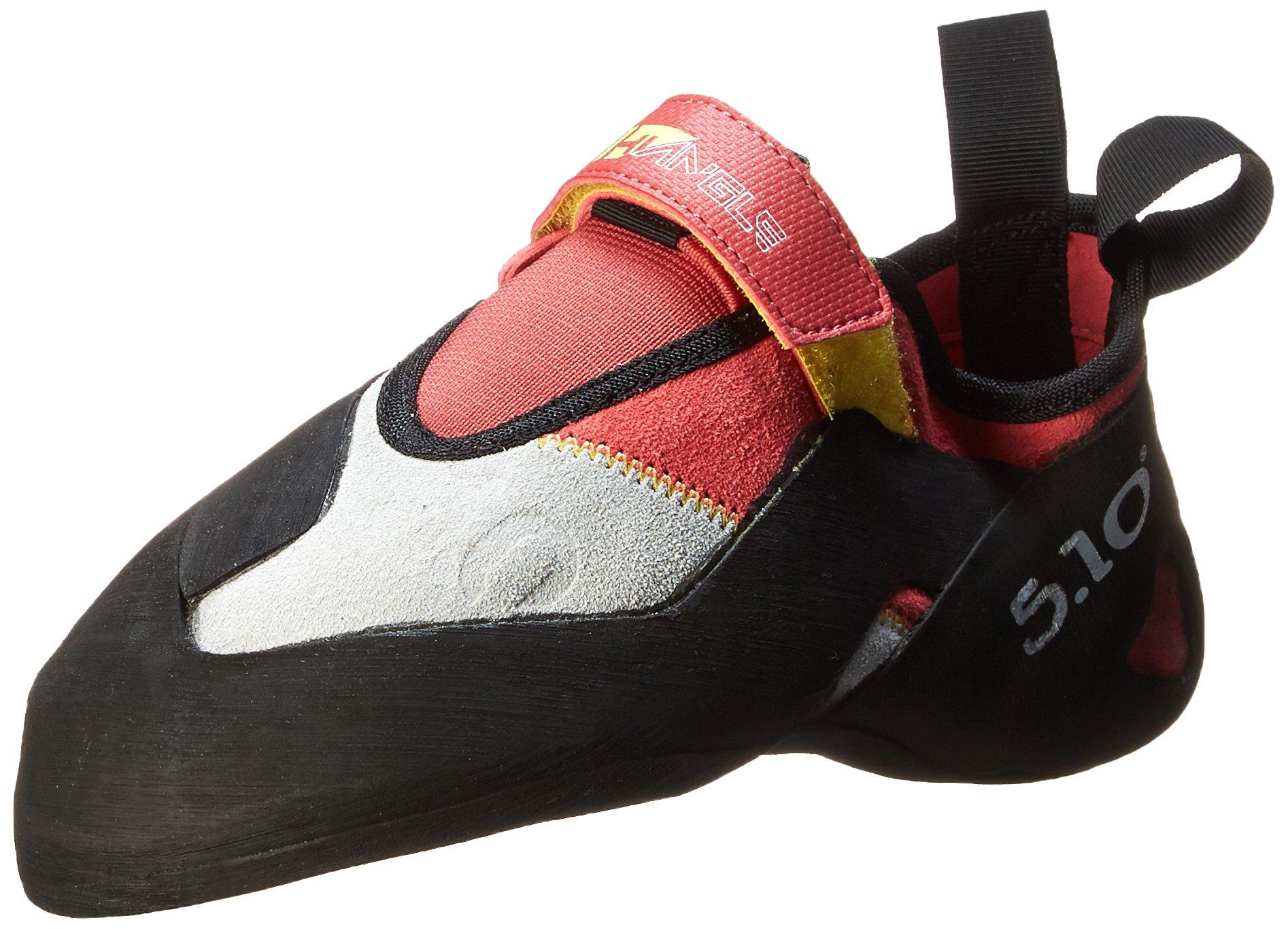 Five Ten Women's Hiangle Climbing Shoe, Pink/Yellow, 10 M US by Five Ten
