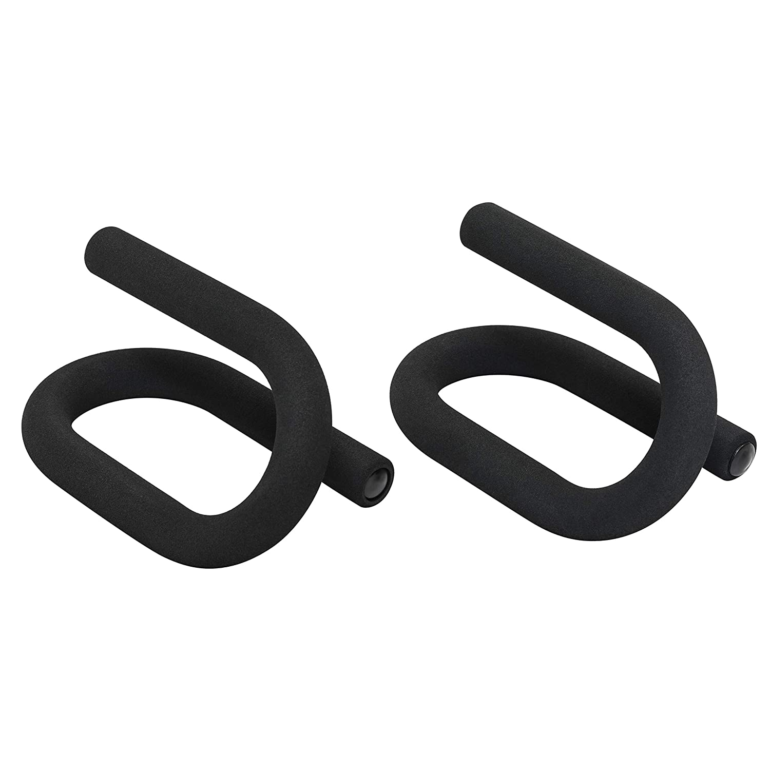 Suitable for Home or Gym with Comfortable Neoprene Coverage Fitness Exercise Trainer for Chest Back and Abdomen Arms TechFit Professional Endurance Push-Up Bars Shoulders
