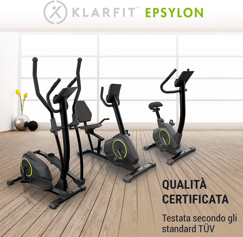 klarfit epsylon crosstrainer, Epsylon Relax: Amazon.es: Deportes y ...