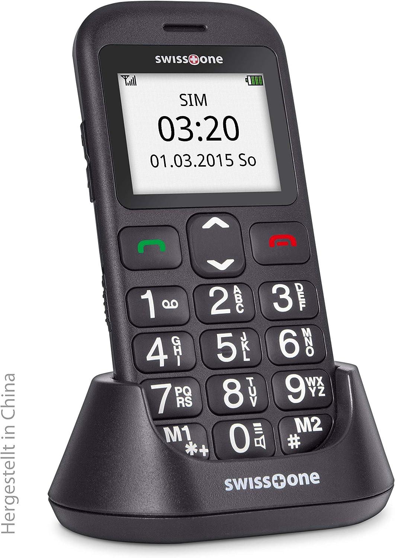 Swisstone Bbm 320c Gsm Mobiltelefon Mit Großem Elektronik