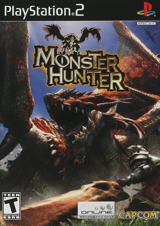 Monster Hunter - PlayStation 2 by Capcom: Amazon.es: Videojuegos