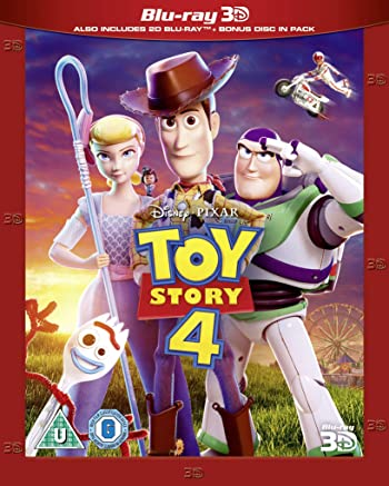 Toy Story 4 2019 720p BluRay ORG Dual Audio In Hindi English