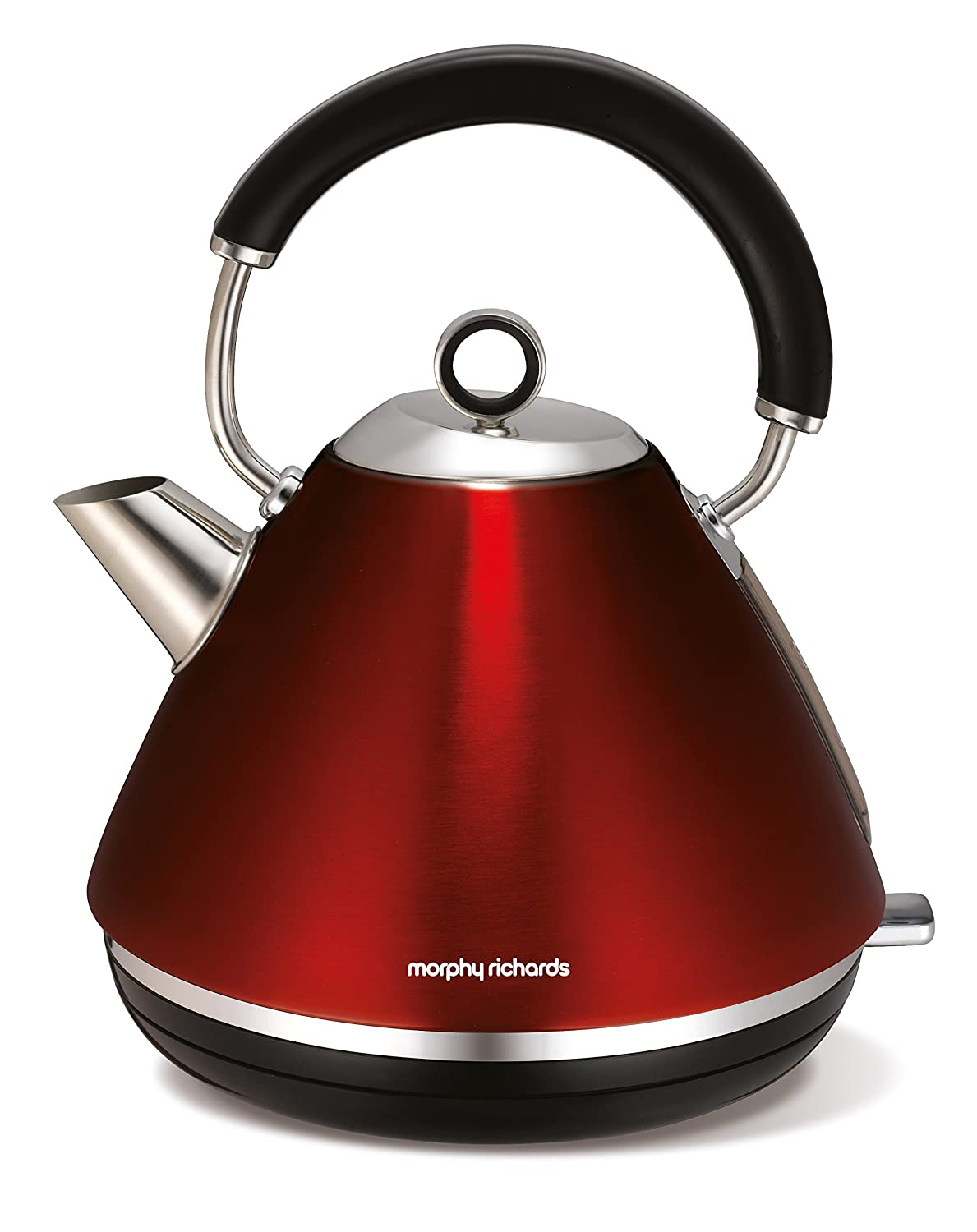 Morphy Richards Accents bollitore elettrico pryramide Bianco