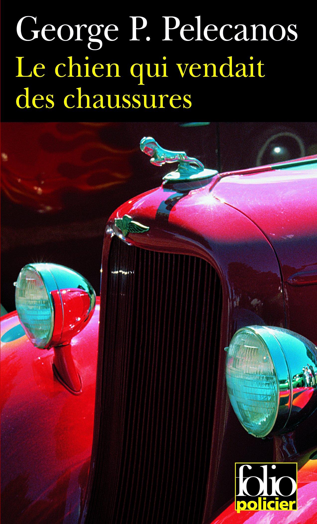 Chien Qui Vendait Des (Folio Policier) (French Edition) pdf