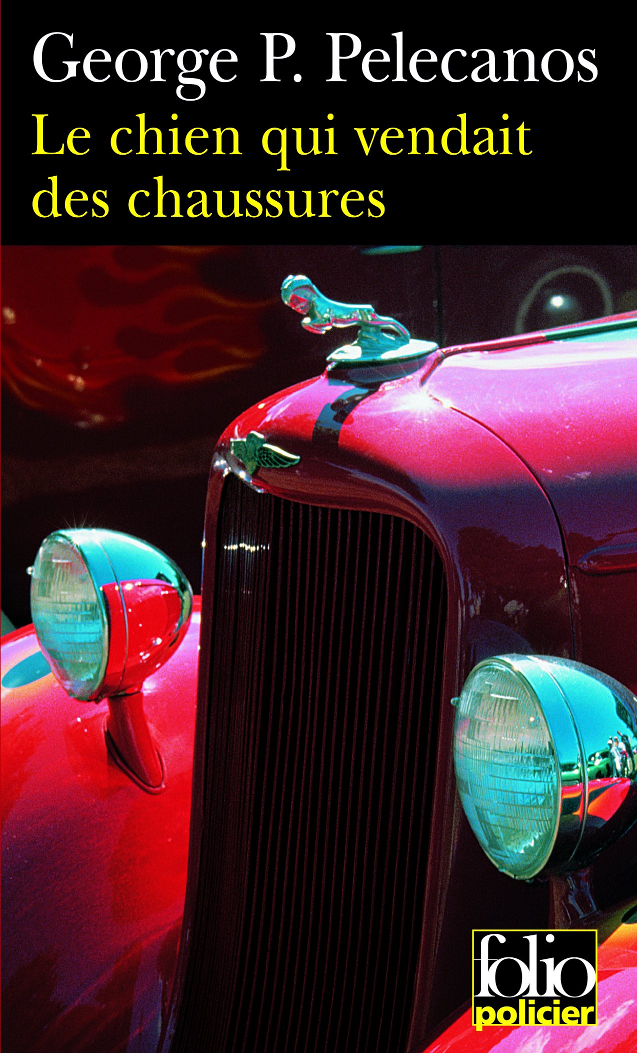 Chien Qui Vendait Des (Folio Policier) (French Edition) pdf epub