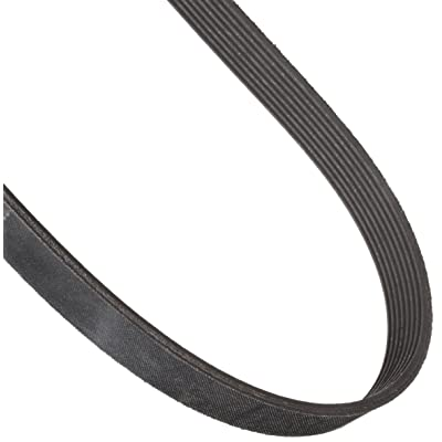 8PJ457 Ametric® Metric Poly-V Belt, PJ Tooth Profile, 8 Ribs, 457 mm Long, 2.34 mm Pitch, (Mfg Code 1-043): Industrial & Scientific