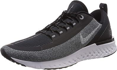 Nike Wmns Odyssey React Shield, Zapatillas de Running para Mujer, Multicolor (Black/White/Cool Grey/Vast Grey 003), 38 EU: Amazon.es: Zapatos y complementos