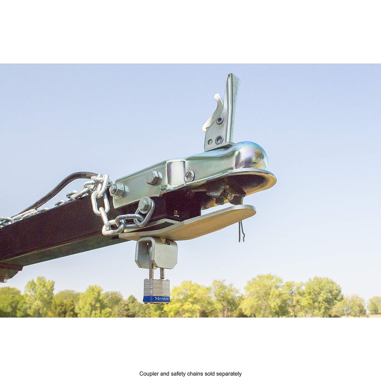 Goldenrod Dutton-Lainson 6298 Hitch-Lock Trailer Guard