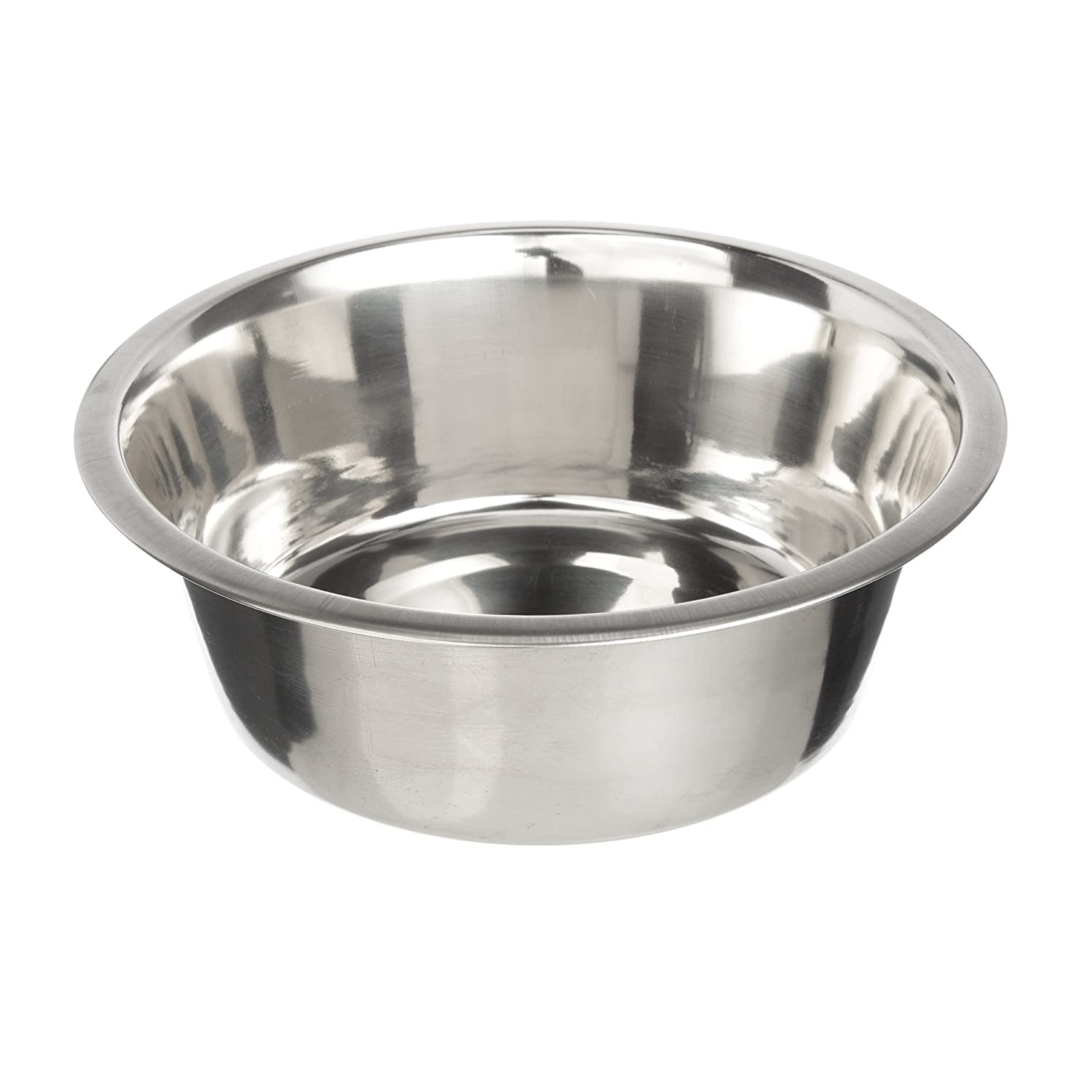 7 Cup NEATER PET BRANDS Stainless Steel Dog and Cat Bowls Neater Feeder Deluxe or Express Extra Replacement Bowl (Metal Food and Water Dish) (7 Cup)