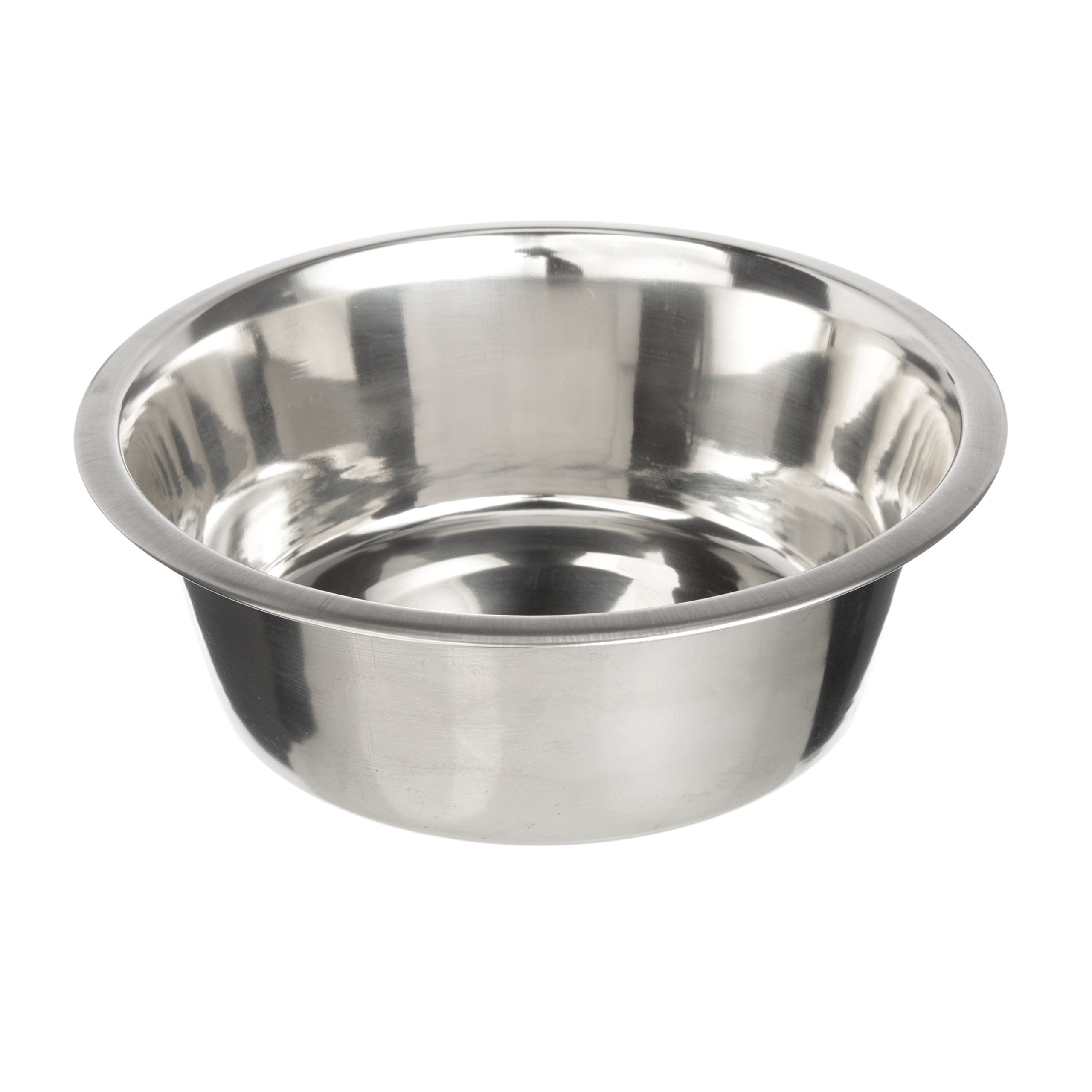 Stainless Steel Dog and Cat Bowls - Neater Feeder Deluxe or Express Extra Replacement Bowl - Neater Pet Brands - (Metal Food and Water Dish) (7 Cup)