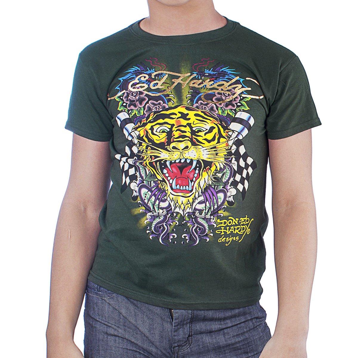 87beceedce Top 10 wholesale Tiger Logo Shirt - Chinabrands.com