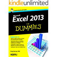 Excel 2013 For Dummies (Applicativi)