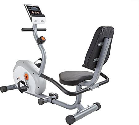 V-Fit G-RC Recumbent Magnetic Cycle - Bicicletas estáticas ...