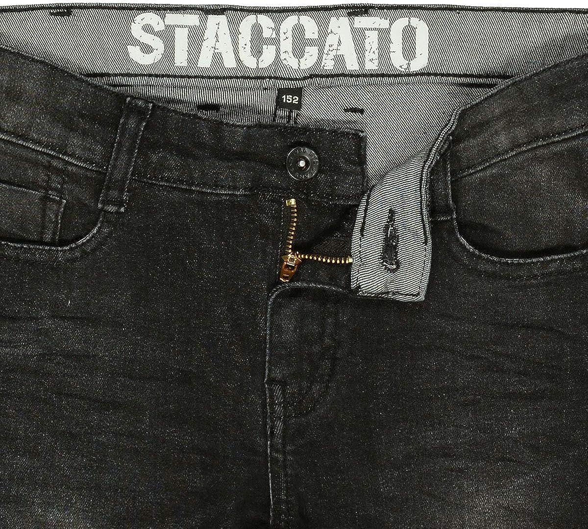 Ben Black Denim Staccato Jungen Skinny Jeans Regular Fit