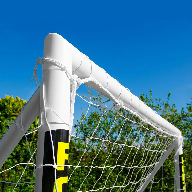 amazon com 6 u0027 x 4 u0027 forza soccer goal best backyard soccer goal