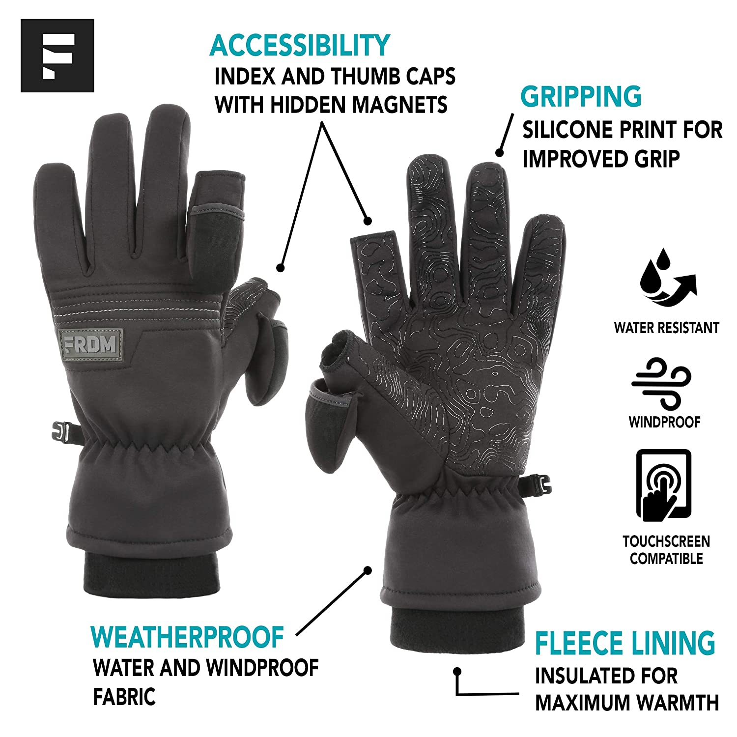 FRDM Outdoor Gloves