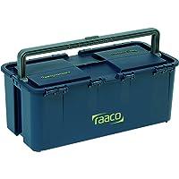 raaco 136570 Compact 20 gereedschapskist, blauw/grijs