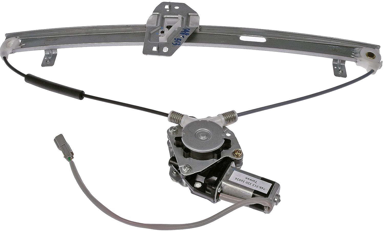 Dorman 748 513 Honda Pilot Rear Passenger Side Window Replacement Parts Motor Repalcement And Diagram Regulator With Automotive
