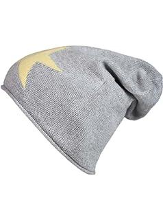 Slouch Berretto di Lana con cashmere – Berretto a maglia per donna ragazza  di alta 8d63fa64fb54