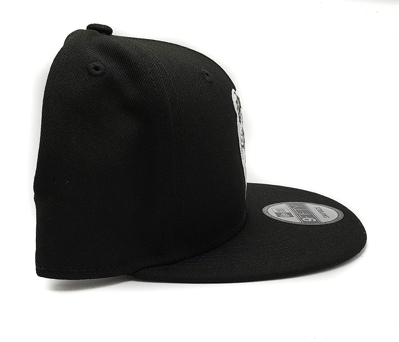 New Era Boston Celtics 9Fifty Army Camo Trim Adjustable Snapback Hat