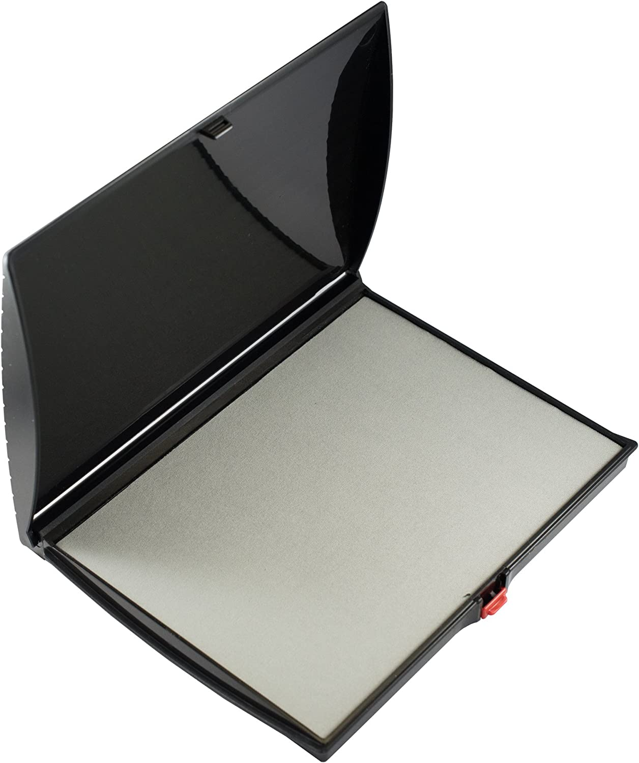 Shiny AS-SHI0940209 Large Dry Stamp Pad, Felt Pad, Ready for Inking, Plastic Cover, S4, 5