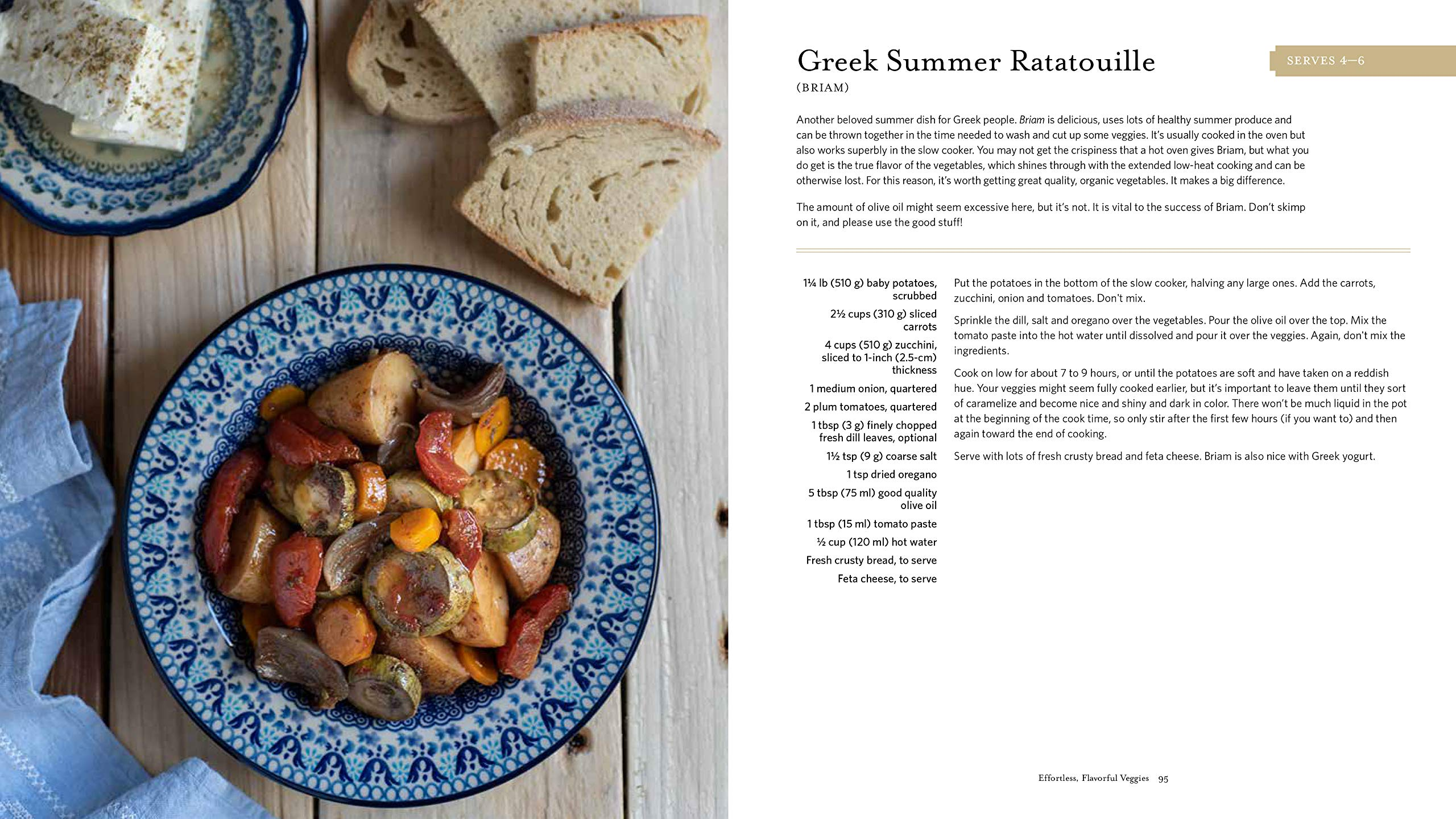 The Greek Slow Cooker Easy Delicious Recipes From The Heart Of The Mediterranean Vonissakou Eleni 9781624147487 Amazon Com Books