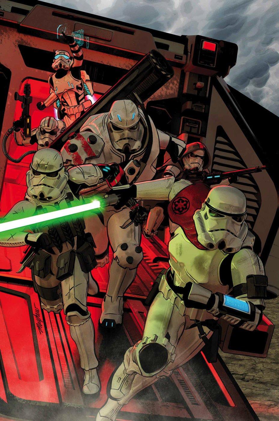 Download STAR WARS #37 VOL 4 COVER A release date 10/4/17 ebook