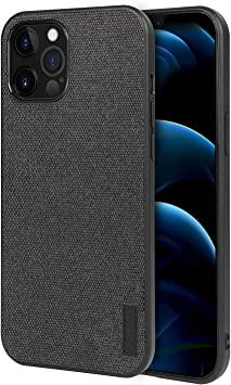 Memumi Hülle Für Iphone 12 Pro Max Mehrweg Leinen Elektronik
