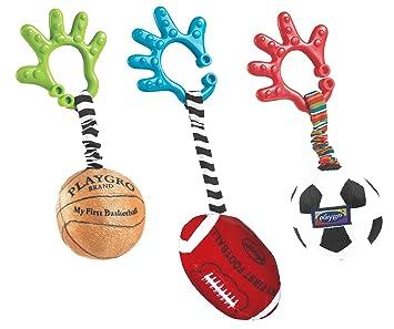 Amazon.com: Playgro 0187310107 - Pelotas deportivas para ...