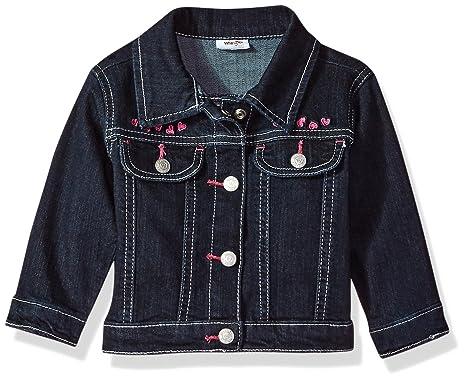 79db11b22726 Wrangler Authentics Baby Girls  Jacket  Amazon.in  Clothing ...