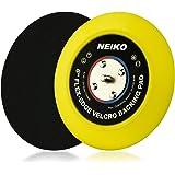 Orbital /& Dual Action Sanders 24 Thread 6 5//16 Ridgerock Tools Inc. 6 Orbital /& Dual Action Sanders Neiko 30262A Vinyl Face Sanding /& Polishing Pad 5//16