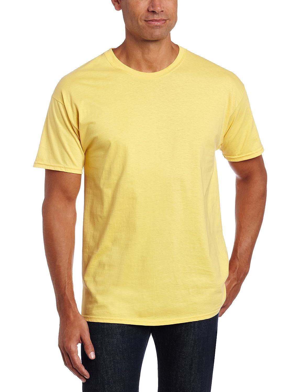 3ed4e906 Hanes Ultimate Men's Classics X-Temp Crew-Neck Soft Breathable T-Shirt at  Amazon Men's Clothing store: Undershirts